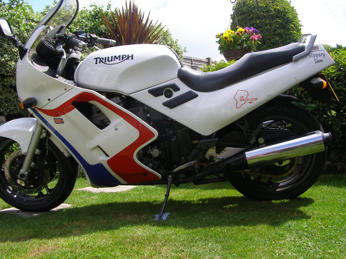 1992 Triumph Trophy For Sale (picture 1 of 6)