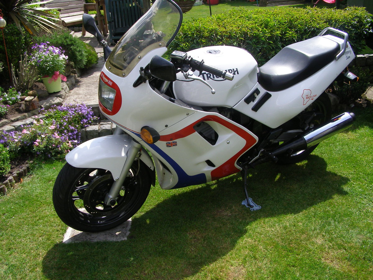 1992 Triumph Trophy For Sale (picture 6 of 6)