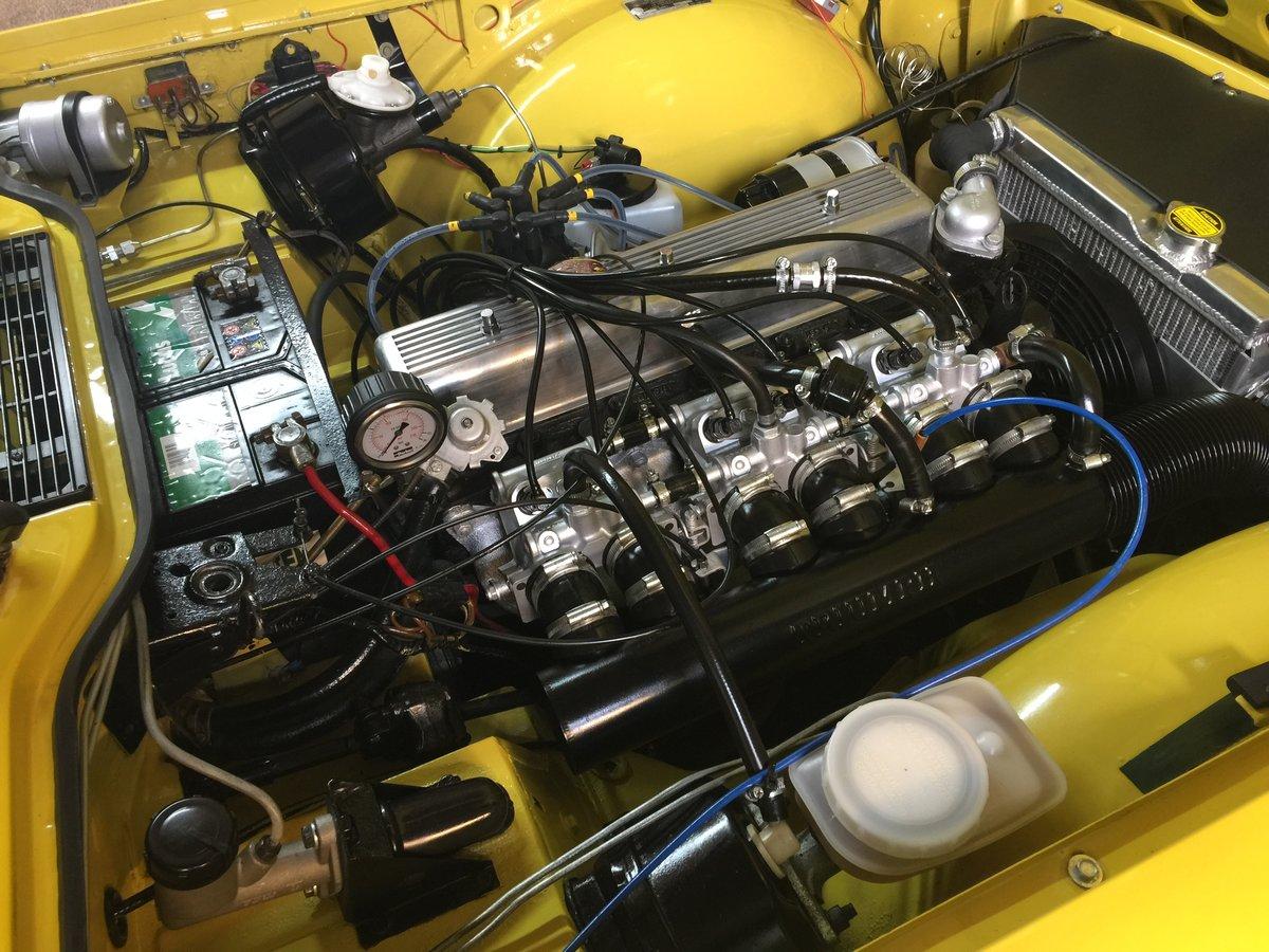 1975 Triumph TR6 SOLD (picture 3 of 6)