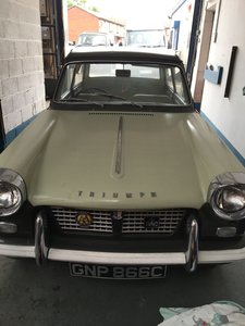 Picture of 1965 Triumph herald - useable classic