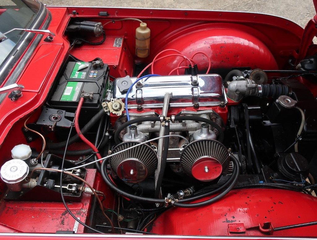 1962 Triumph TR4  For Sale (picture 5 of 6)