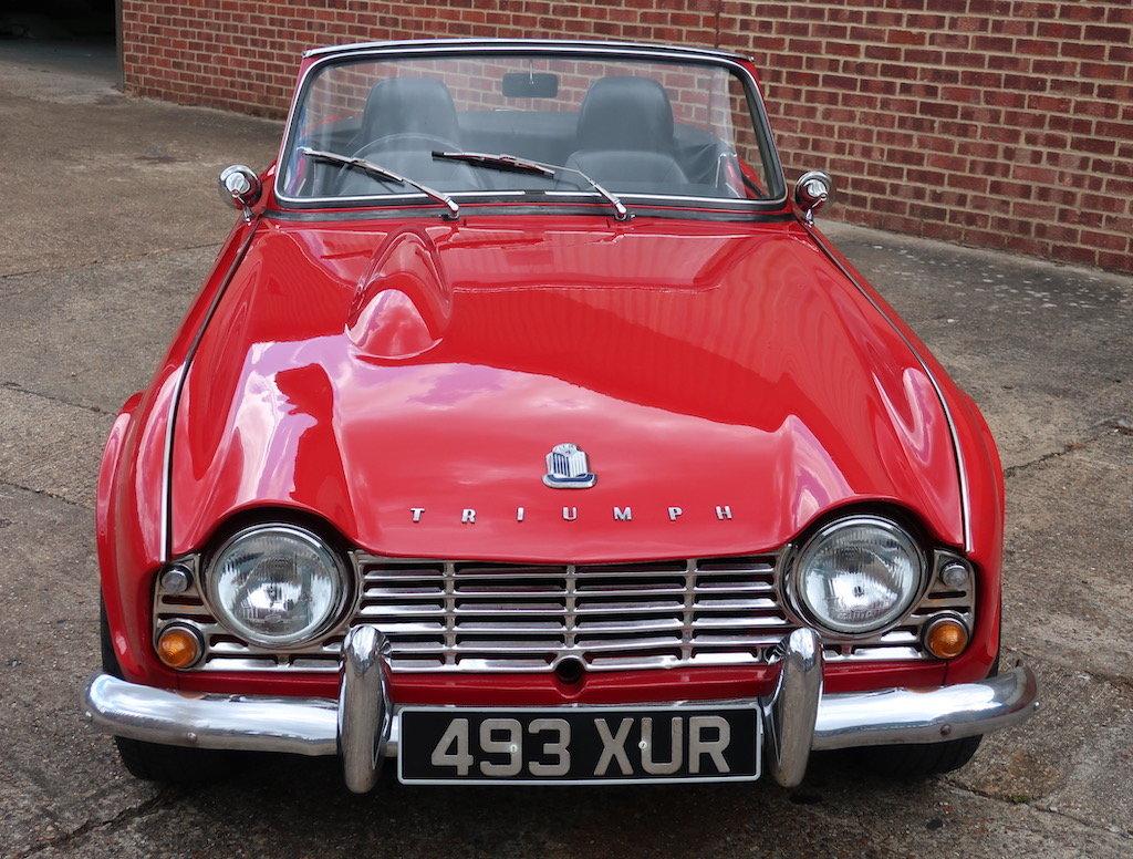 1962 Triumph TR4  For Sale (picture 6 of 6)