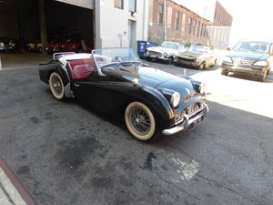 1960 Triumph TR3 Older Frame Off Restoration Very Presentabl For Sale