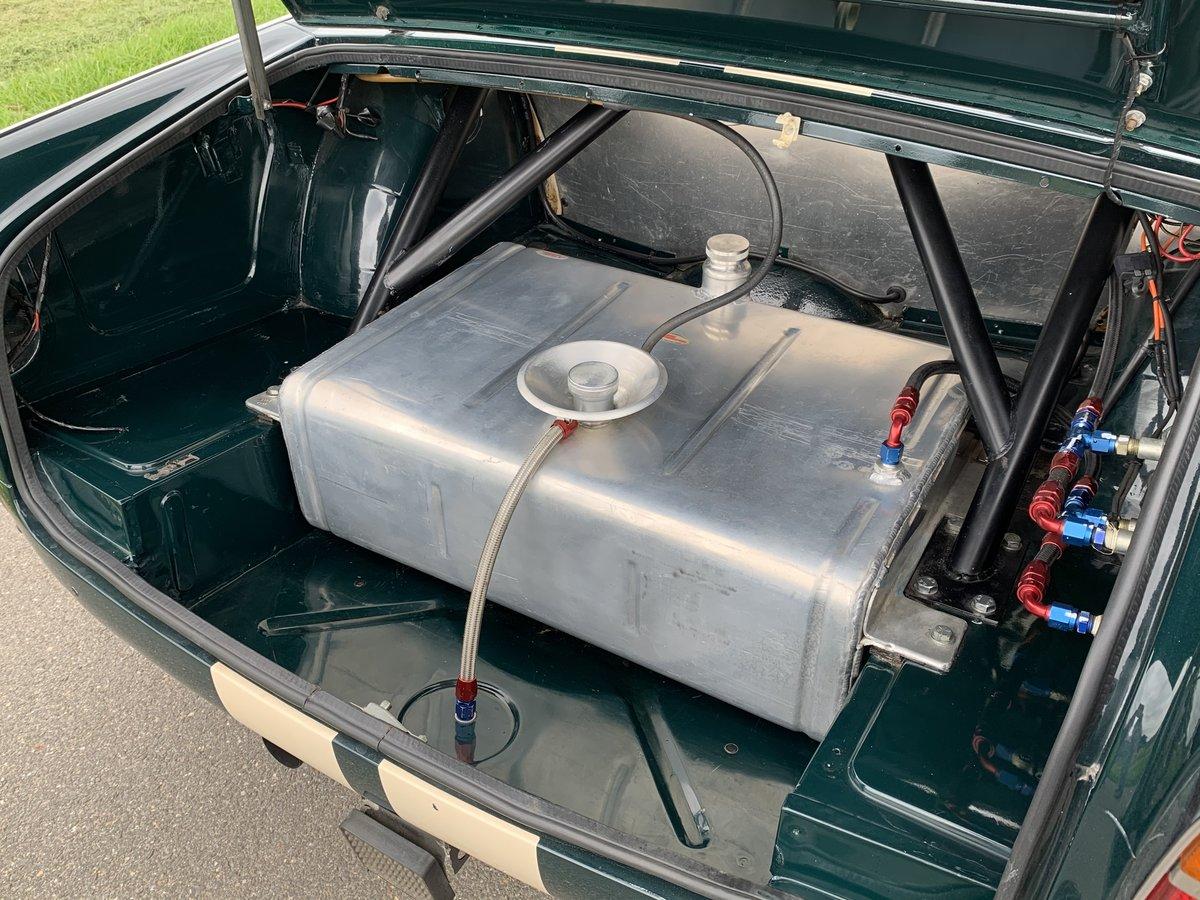 1964/B Triumph TR4 FIA Racecar SOLD (picture 6 of 6)