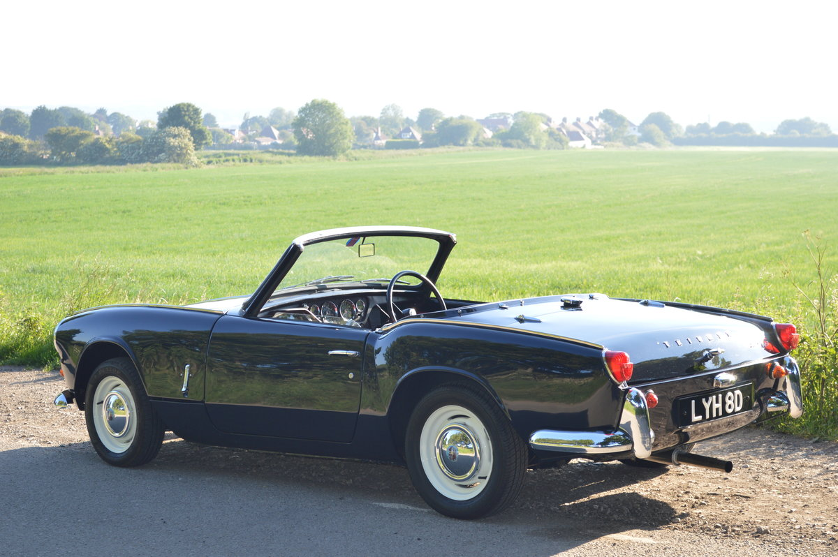 1966 MK2 Spitfire Stunning condition SOLD (picture 6 of 6)