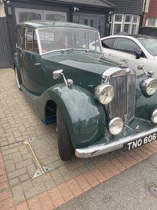 1951 Triumph 2000 renown