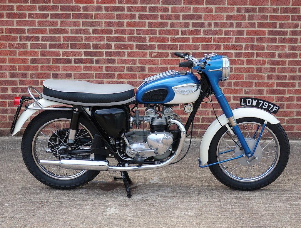 1968 Triumph 3TA For Sale (picture 1 of 6)