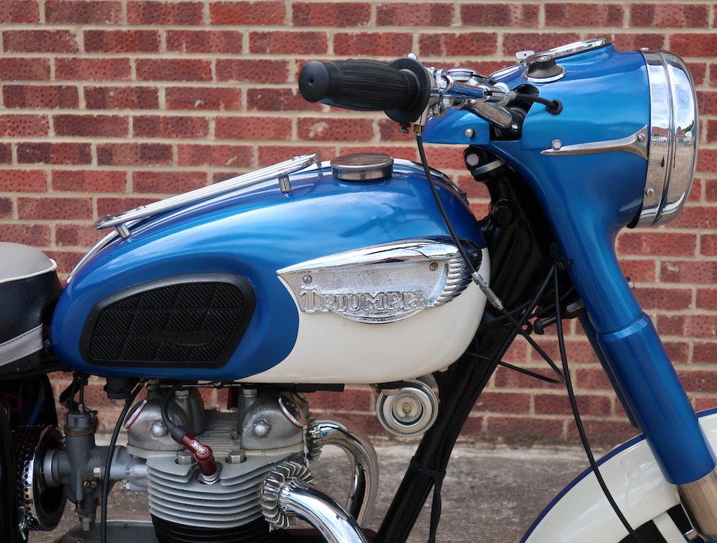 1968 Triumph 3TA For Sale (picture 2 of 6)