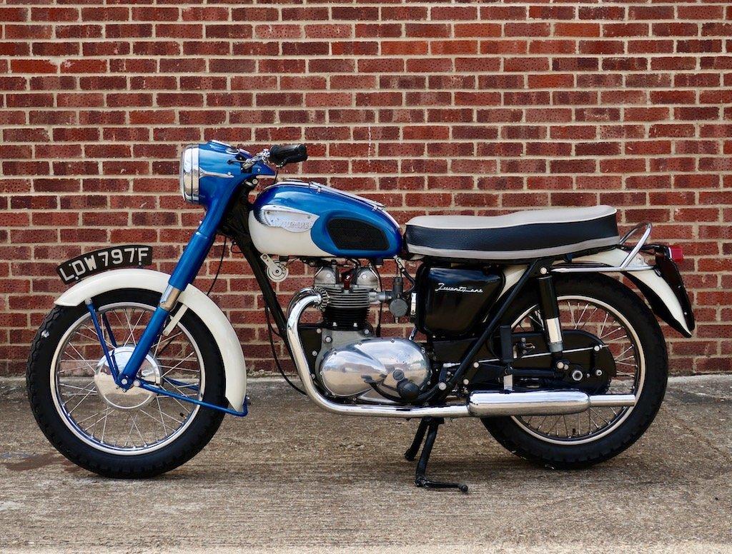 1968 Triumph 3TA For Sale (picture 5 of 6)