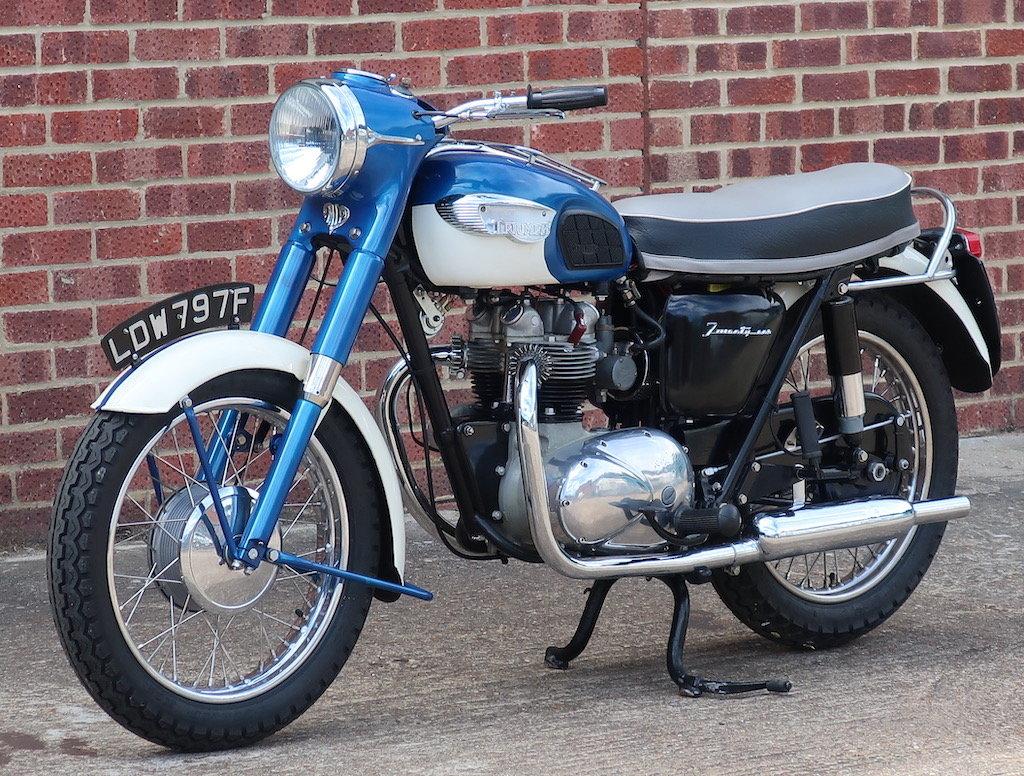 1968 Triumph 3TA For Sale (picture 6 of 6)