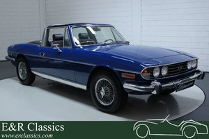 Triumph Stag 1975 V8 Top Condition