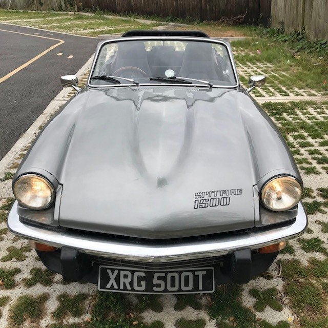 1979 Spitfire 1500 For Sale (picture 1 of 5)