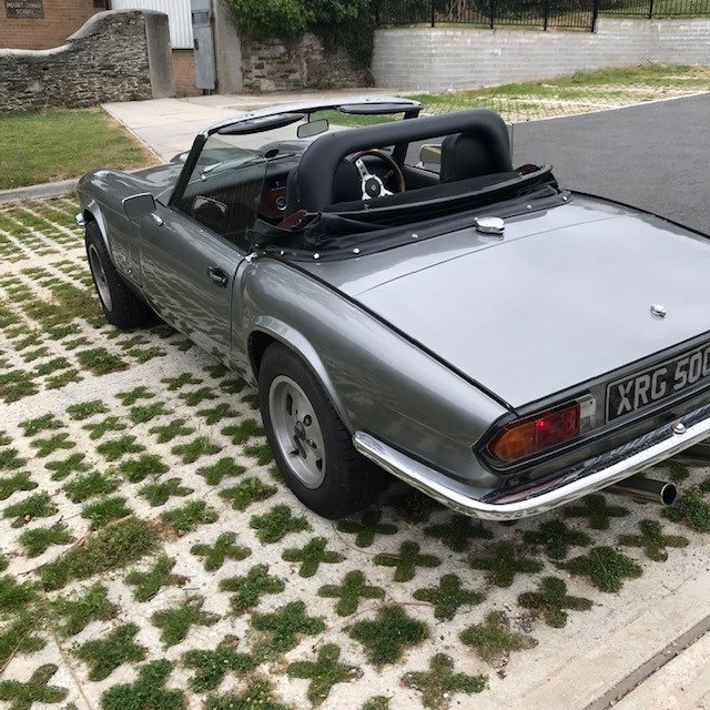 1979 Spitfire 1500 For Sale (picture 3 of 5)