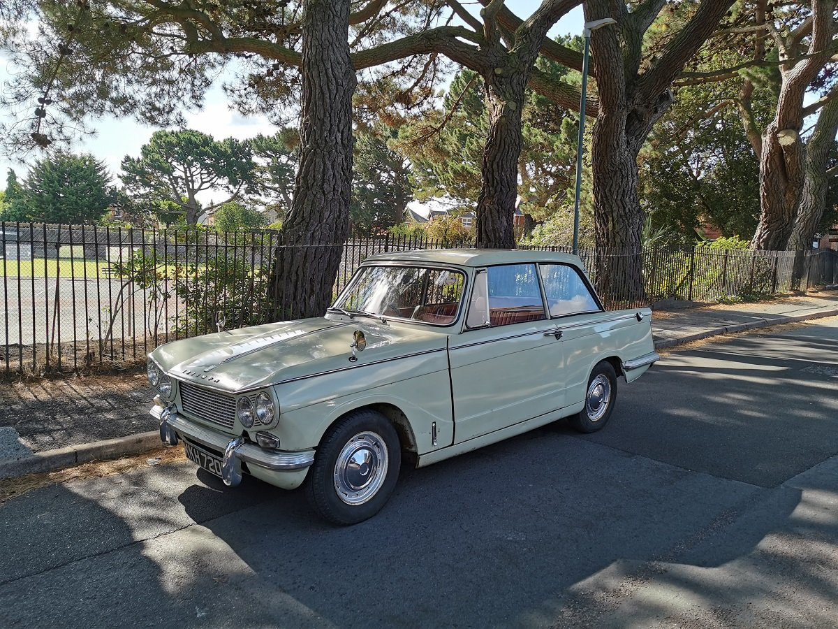 Triumph Vitesse 1966 - To be auctioned 30-10-20 For Sale by Auction (picture 1 of 6)