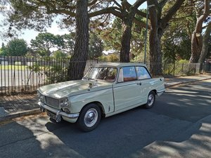 1966 Triumph Vitesse  - To be auctioned 30-10-20