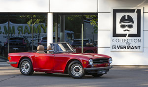Triumph TR6 Overdrive - Restored condition