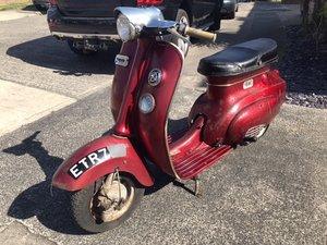 Triumph t10 Tina scooter