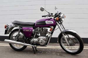 1975 Triumph T150V Trident 750cc -  Excellent Fully Restored