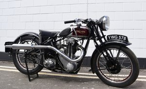 1934 Triumph 3/5 Sports OHV 350cc Twin-port - Rare Vintage