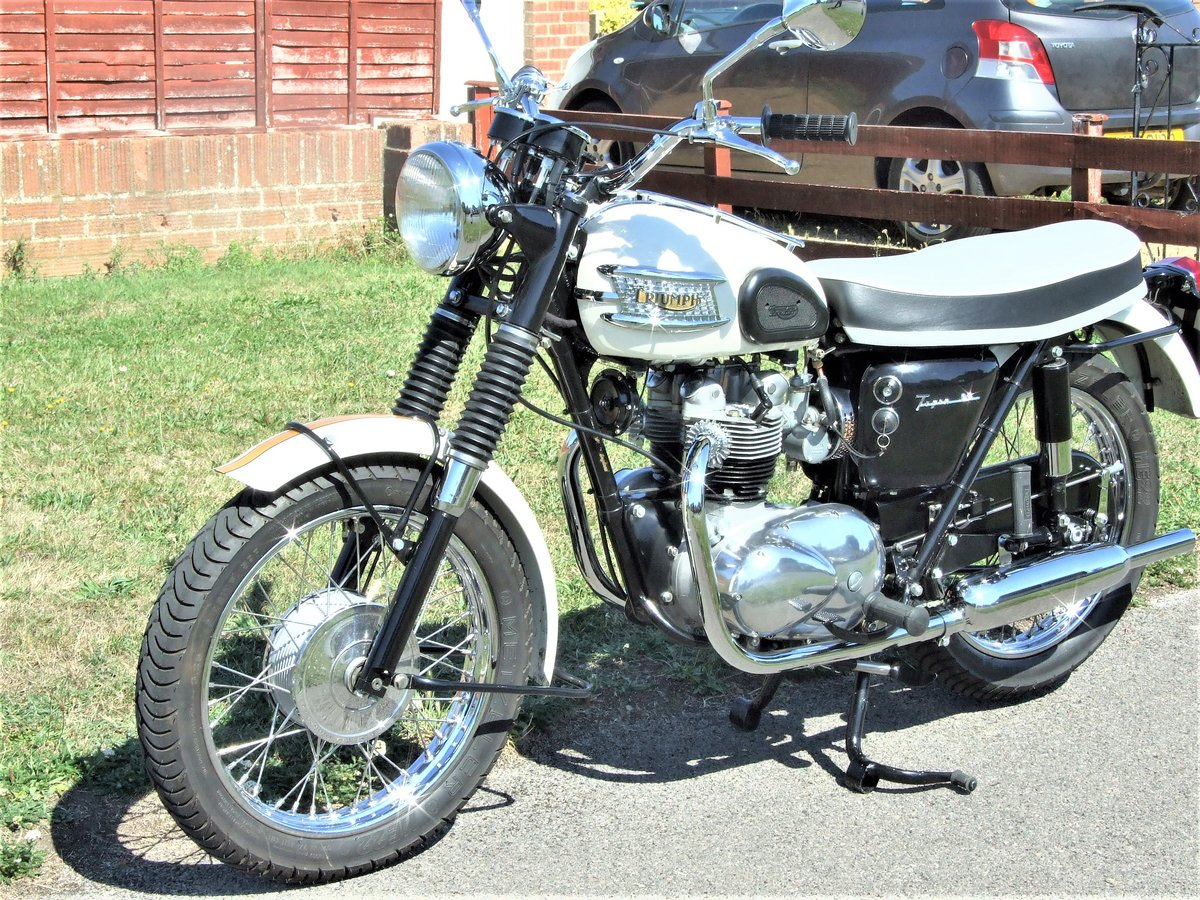 1966 Triumph Tiger 90 SOLD (picture 1 of 6)