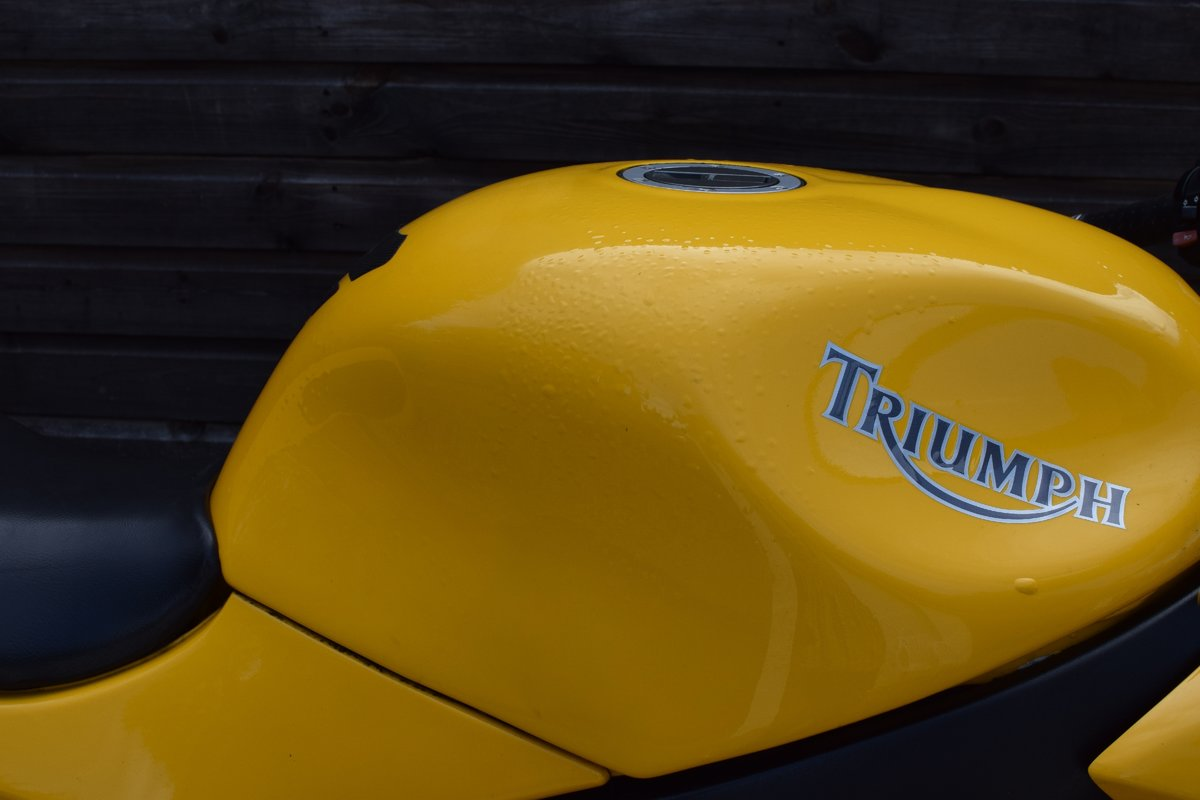 Triumph Sprint RS 955i (20000 miles, MOTd July 2021) 2001 Y  For Sale (picture 6 of 12)