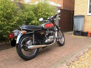 Triumph T140E bonneville 750