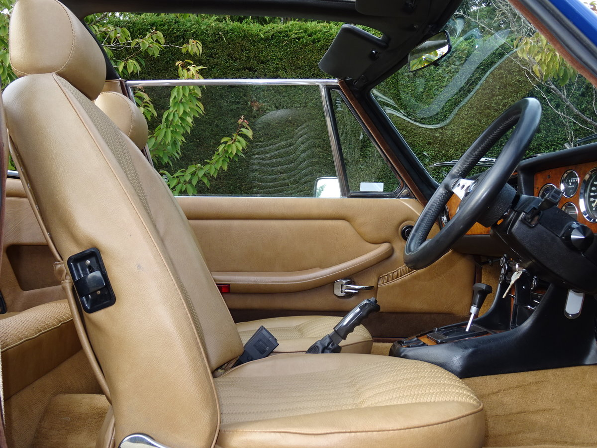 1977 Triumph Stag: Full Restoration/Automatic For Sale (picture 6 of 6)