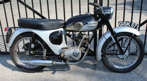 11963 Triumph Tiger Cub Matching engine and frame numbers