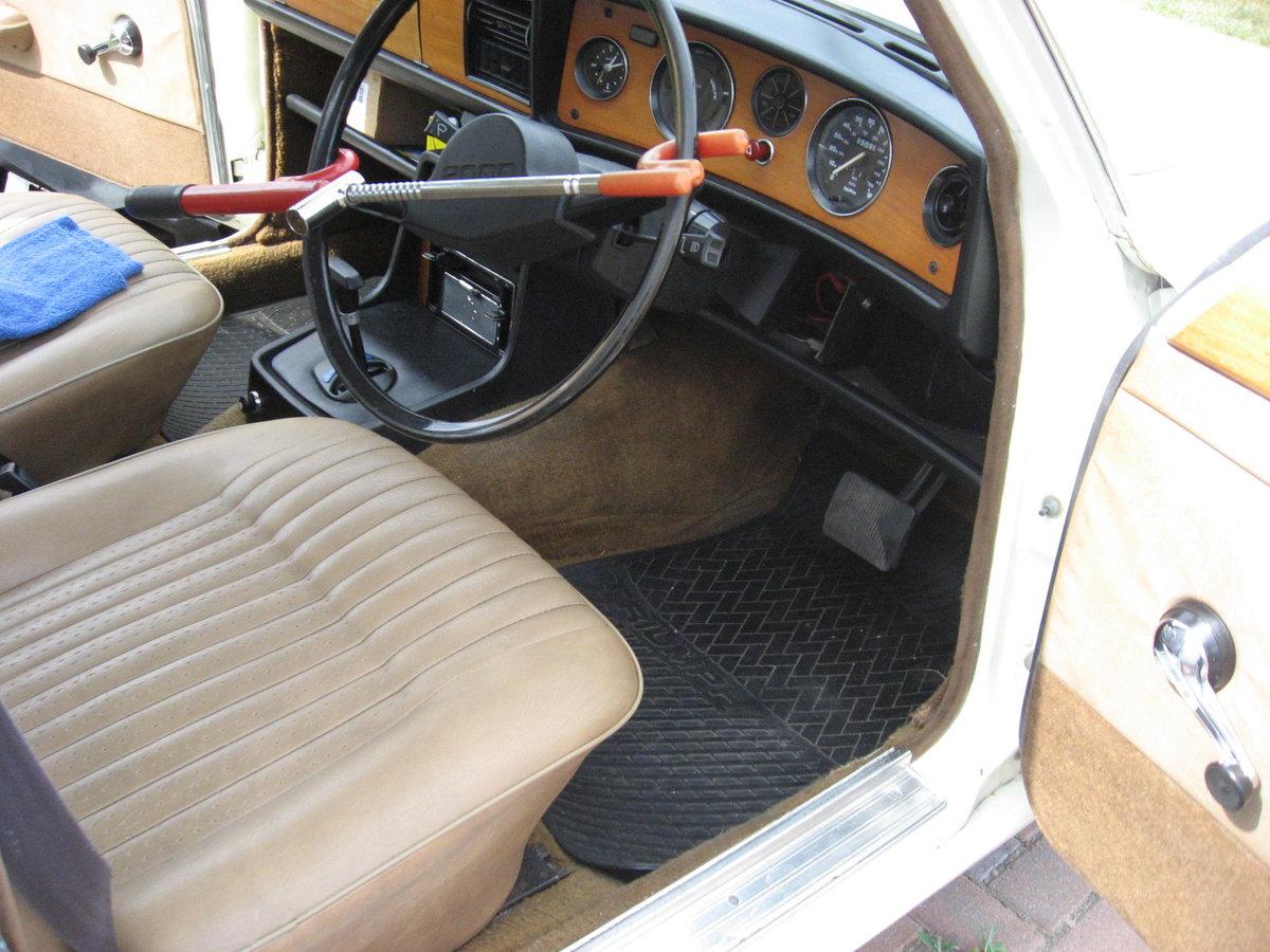 1976 Triumph 2000tc saloon For Sale (picture 3 of 6)
