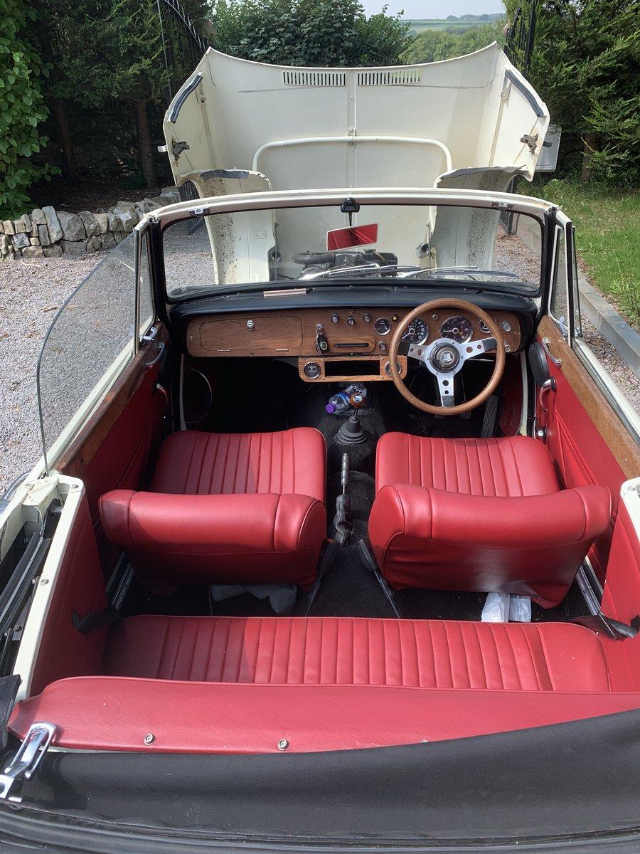 1967 Triumph vitesse convertible SOLD (picture 5 of 6)