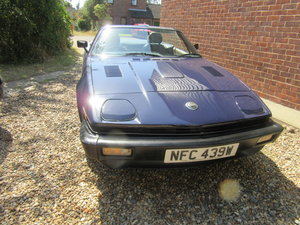 Solihull built Triumph TR7 convertible