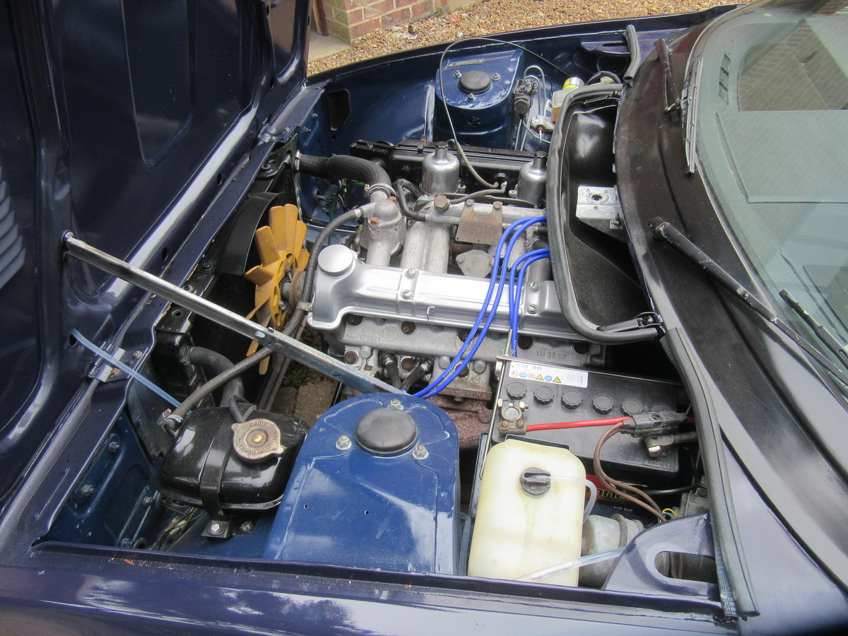 1981 Solihull built Triumph TR7 convertible SOLD (picture 5 of 6)