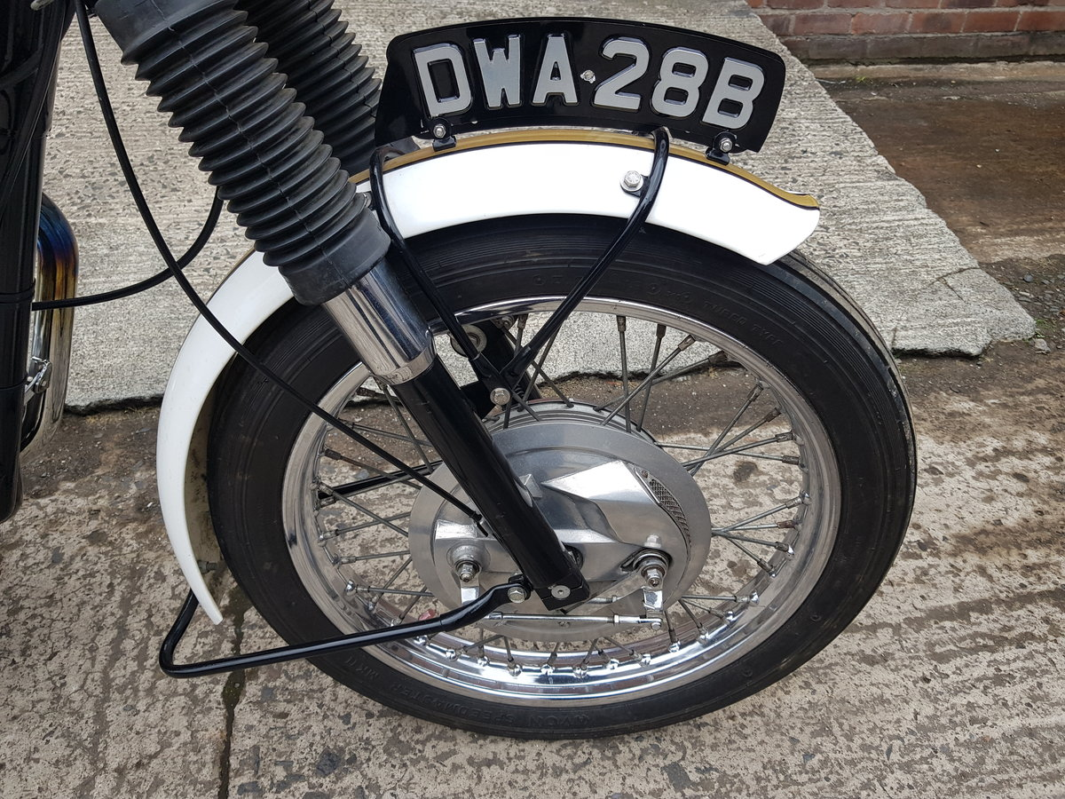 1964 Triumph T120 Bonnie  For Sale (picture 5 of 6)