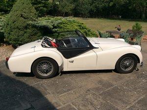 Genuine UK supplied Triumph TR3