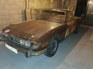 1975 Triumph Stag Automatic Triumph V8 Engine. For Sale