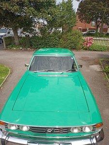 1976 Triumph stag auto coupe