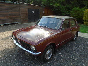 1976 Triumph Toledo, 1 previous owner, runs and drives