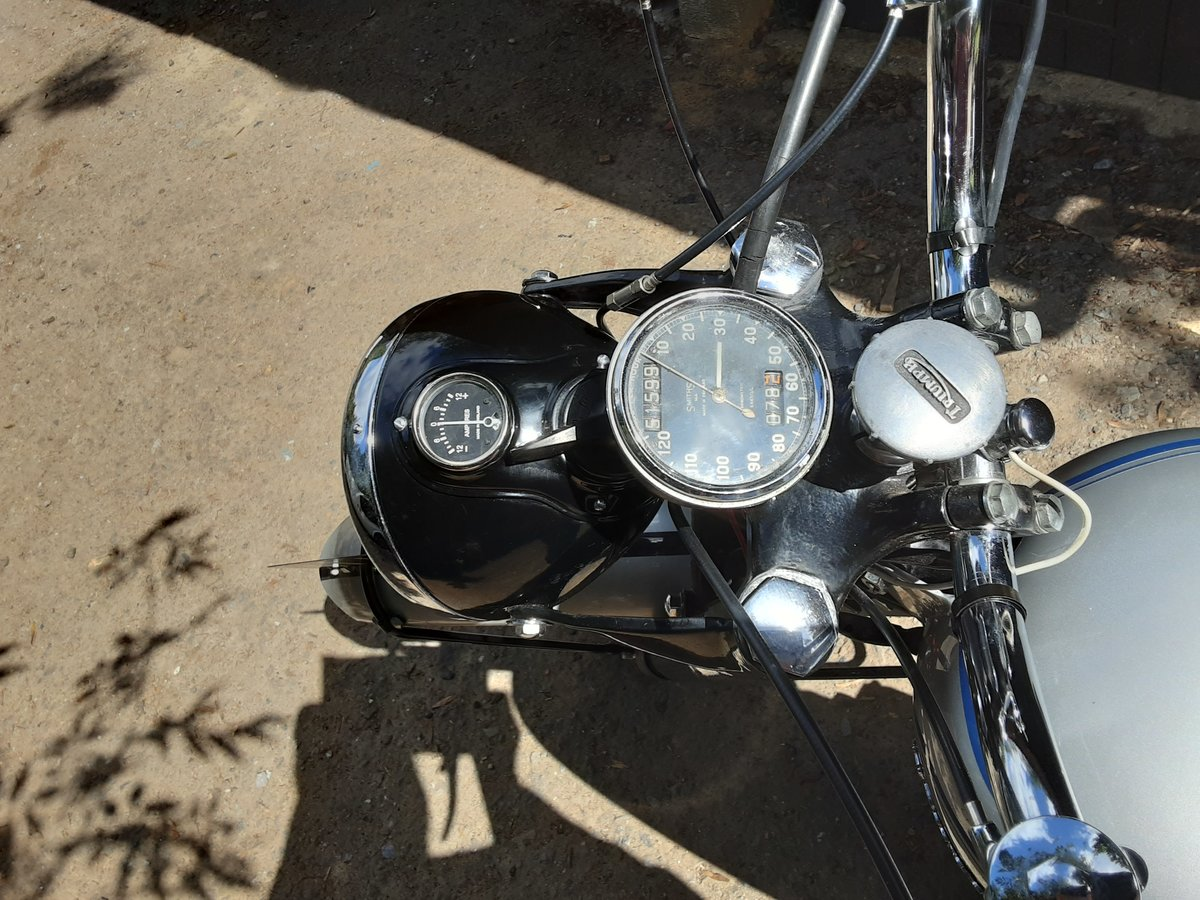 1952 Tr5 triumph trophy 500 For Sale (picture 4 of 6)
