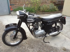 Picture of 1964 Triumph 3TA Reliable runner 350.