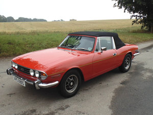Picture of 1978 Triumph Stag SOLD