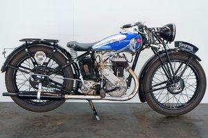 Triumph Kongress 1935 350cc 1 cyl MAG
