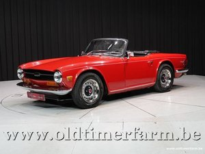 Picture of 1970 Triumph TR6 Red '70 For Sale
