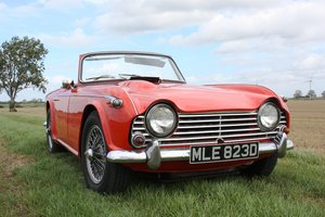 Picture of 1966 TRIUMPH TR4A FOR SALE SOLD
