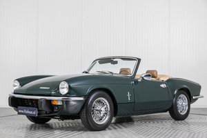 1972 Triumph Spitfire 1300 MK IV Soft Top For Sale