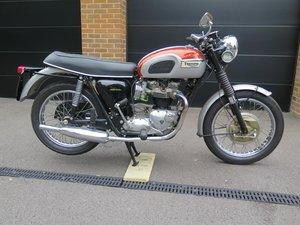 Picture of Lot 258 - 1969 Triumph T120 Bonneville - 27/08/2020 SOLD by Auction