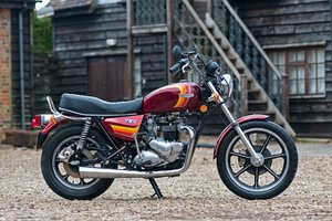 Picture of Lot 265 - 1982 Triumph TSX - 27/08/2020 SOLD by Auction