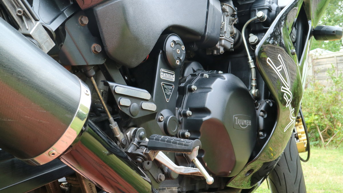 1996 Classic Hinkley muscle bike, fast comfortable SOLD (picture 3 of 6)