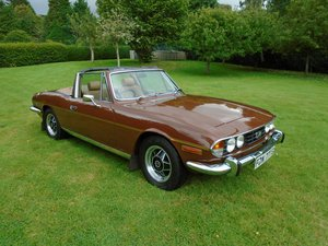 Picture of 1978 Triumph Stag with Overdrive SOLD