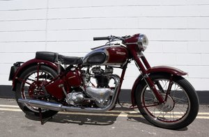 1949 Triumph 5T Speed Twin 500cc