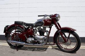 1949 Triumph 5T Speed Twin 500cc